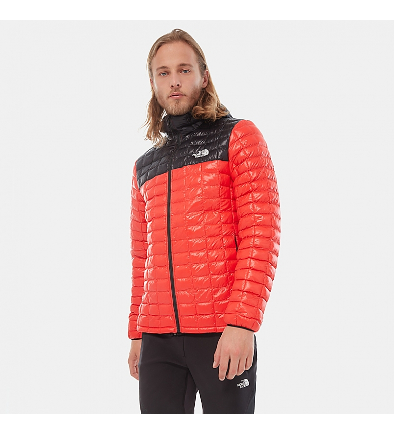 Comprar The North Face Folding jacket Thermoball Eco red / 450g