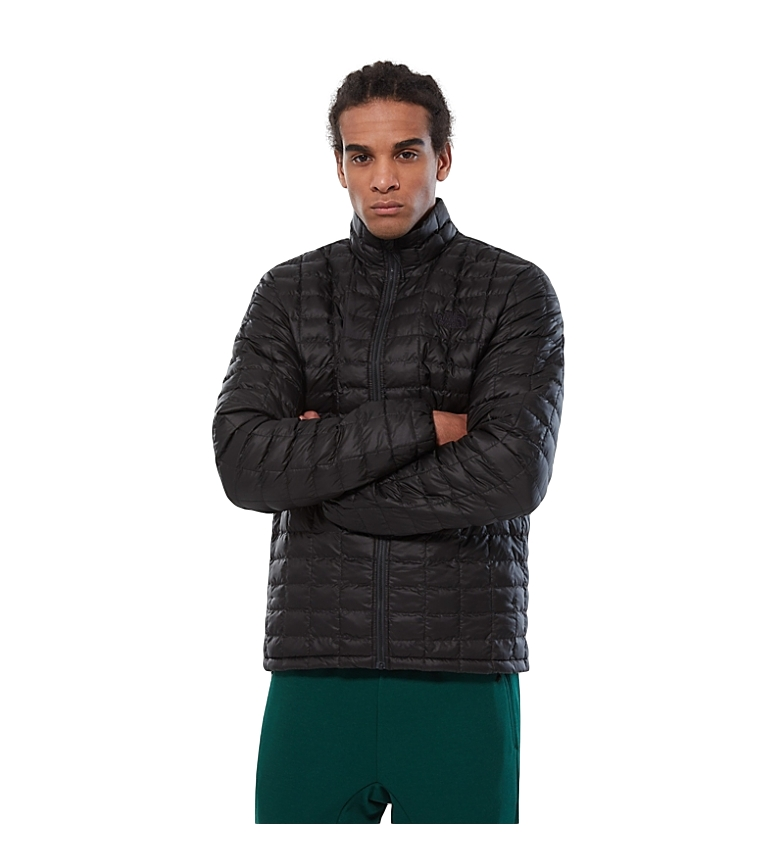 Comprar The North Face Chaqueta plegable Thermoball Eco negro mate / 430g