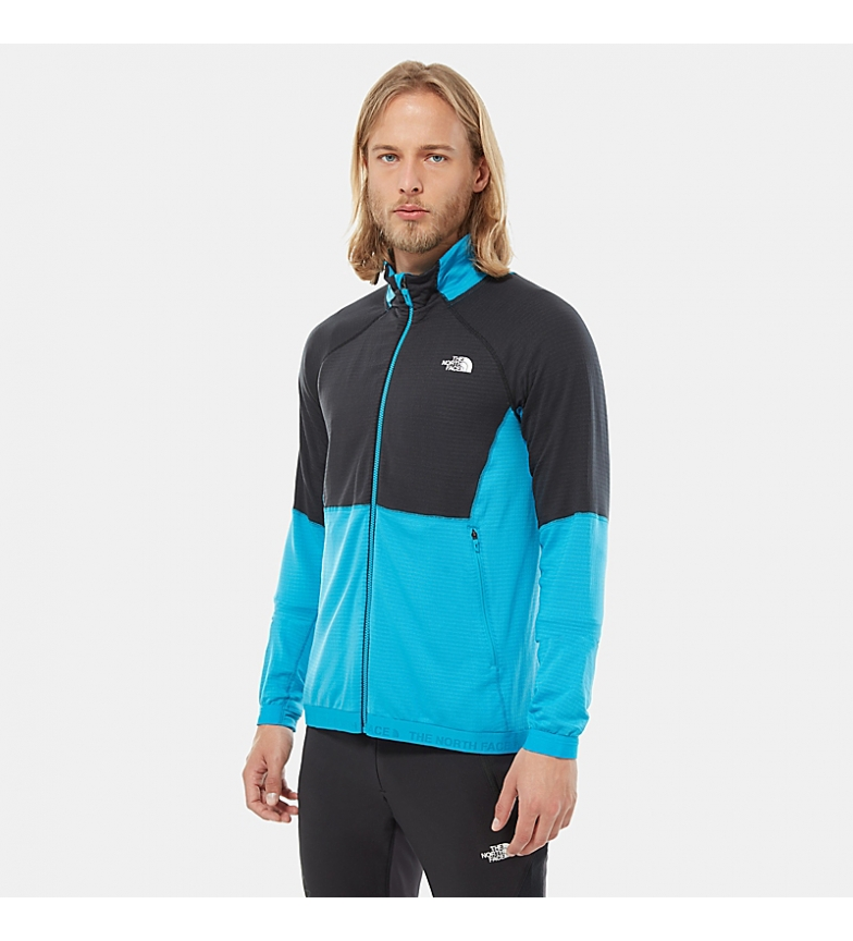 Comprar The North Face Intermediário velo Impendor azul, preto