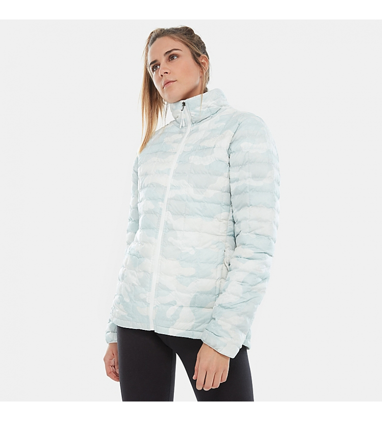 Comprar The North Face Giacca pieghevole Thermoball eco white camo
