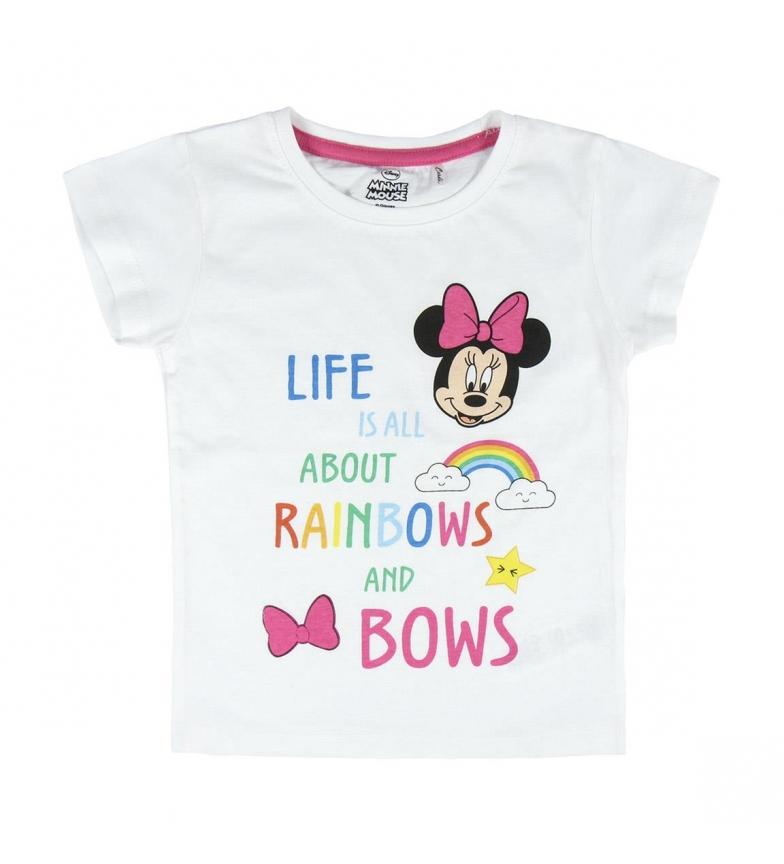 Comprar Minnie Pijama Pequeno Pijama Solteiro Minnie branco