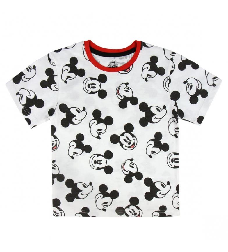 Comprar Mickey Camiseta Premium Single blanco