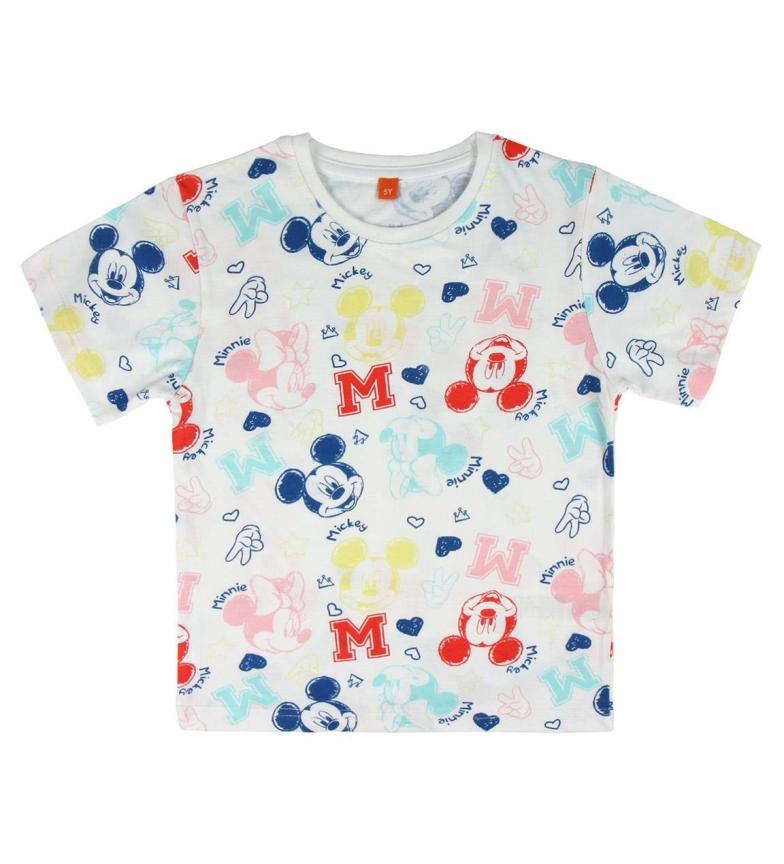 Comprar Mickey Camiseta Premium Mickey blanco