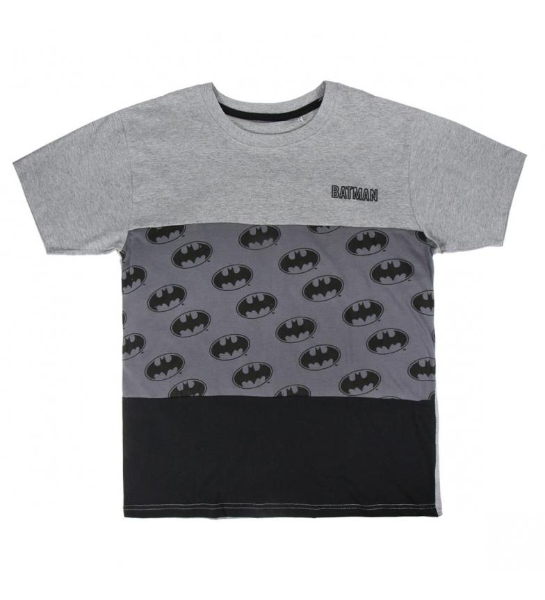 Comprar Batman Camiseta Corta Premium Single Batman gris