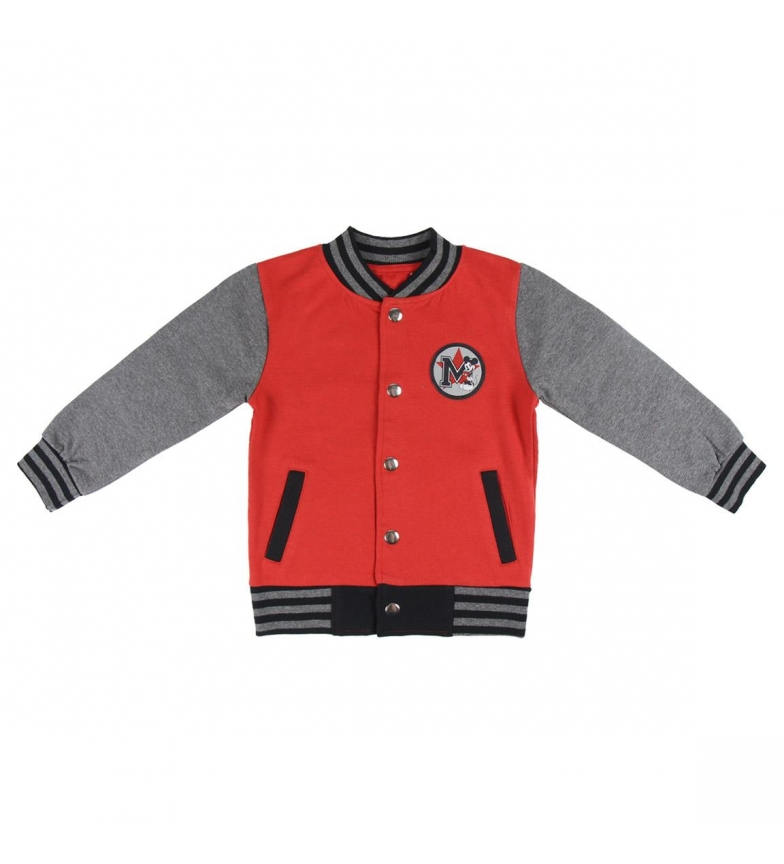 Comprar Mickey Sudadera Brush Fleece Mickey rojo