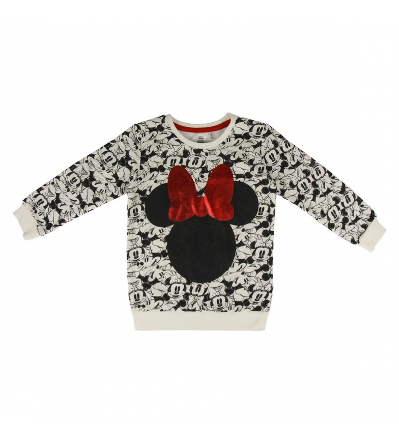 Comprar Minnie Sudadera Brush Fleece Minnie gris