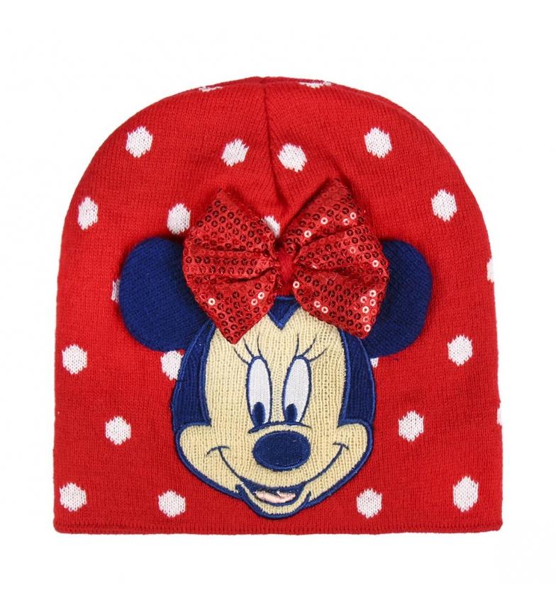 Comprar Minnie Minnie Red Cap Com Aplicações