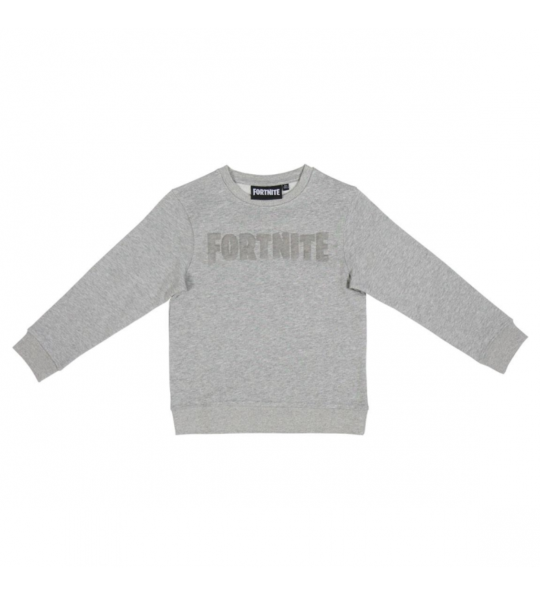 Comprar FORTNITE Brush Fleece Fortnite grey sweatshirt