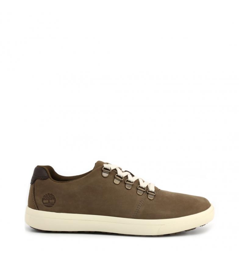 Comprar Timberland Sneakers de piel ASHWD-ALPINE green