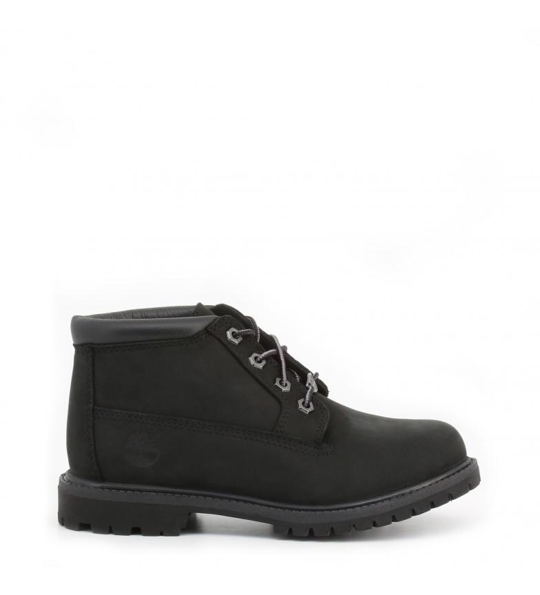 Comprar Timberland Leather boots AF-NELLIE-DBLE black