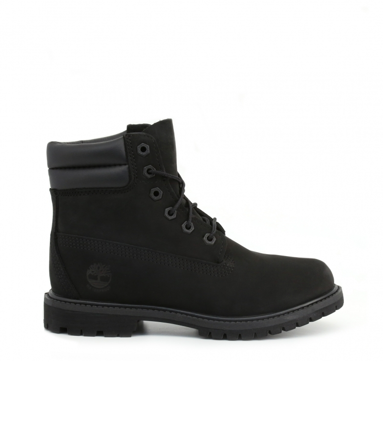 Comprar Timberland 6IN-DBL-COLLAR botas de couro preto