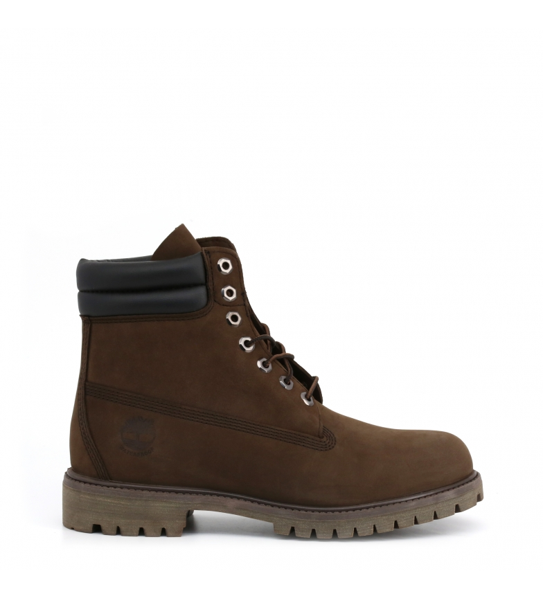 Comprar Timberland 6IN-BOOT bottes en cuir marron
