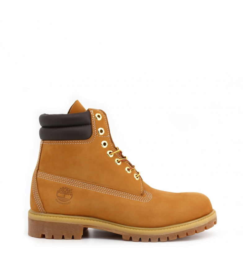 Comprar Timberland 6IN-BOOT bottes en cuir marron