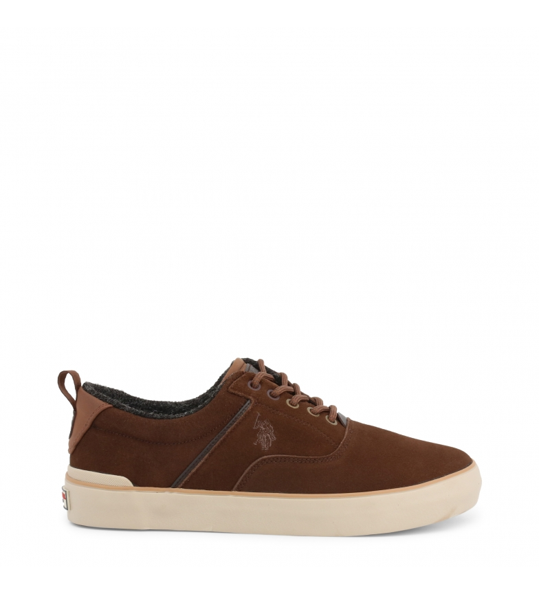 Comprar U.S. Polo Assn. Baskets ANSON7106W9_S1 marron
