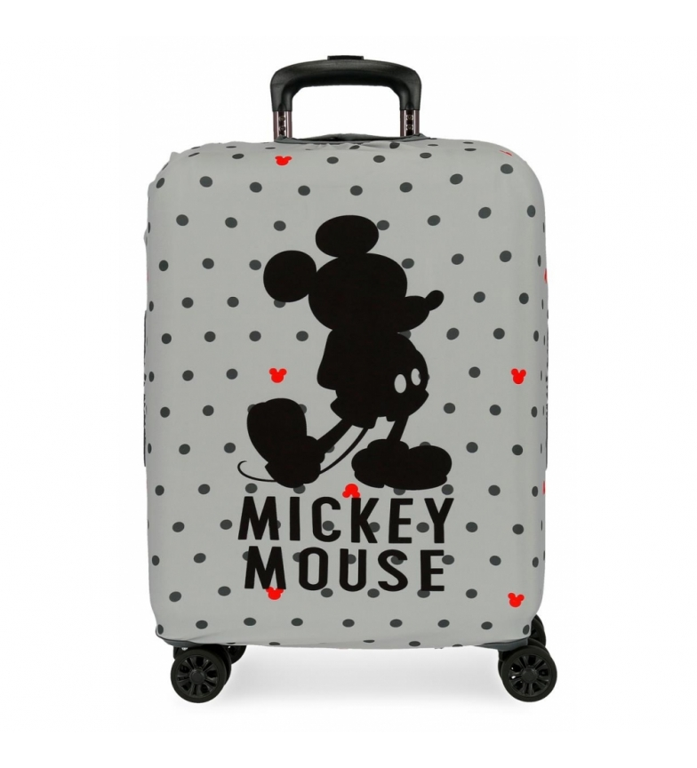 Comprar Mickey Cover for Mickey grey cabin case -38x50x20cm