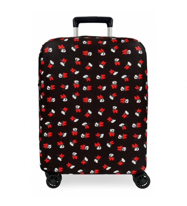 Comprar Minnie Cover for Minnie black cabin case -38x50x20cm