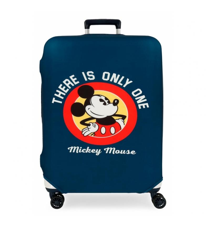 Comprar Mickey Mala Mickey Medium Case Azul -48x60x60x26cm