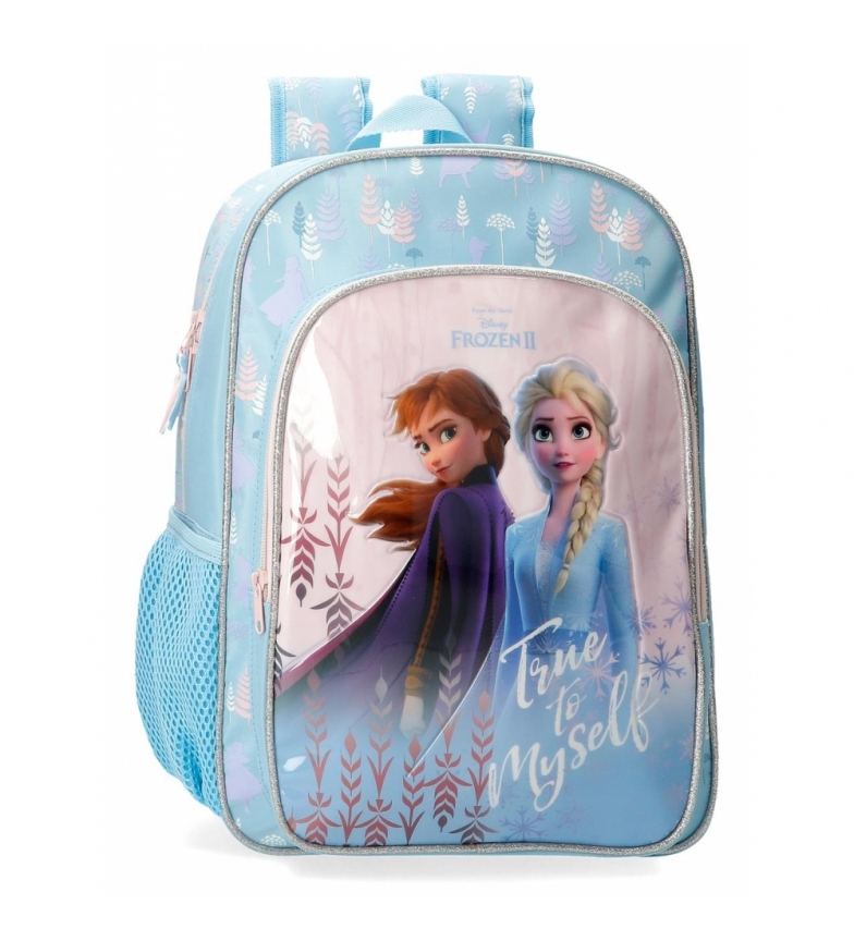 Comprar Frozen Mochila congelada True to Myself azul -32x40x40x12cm