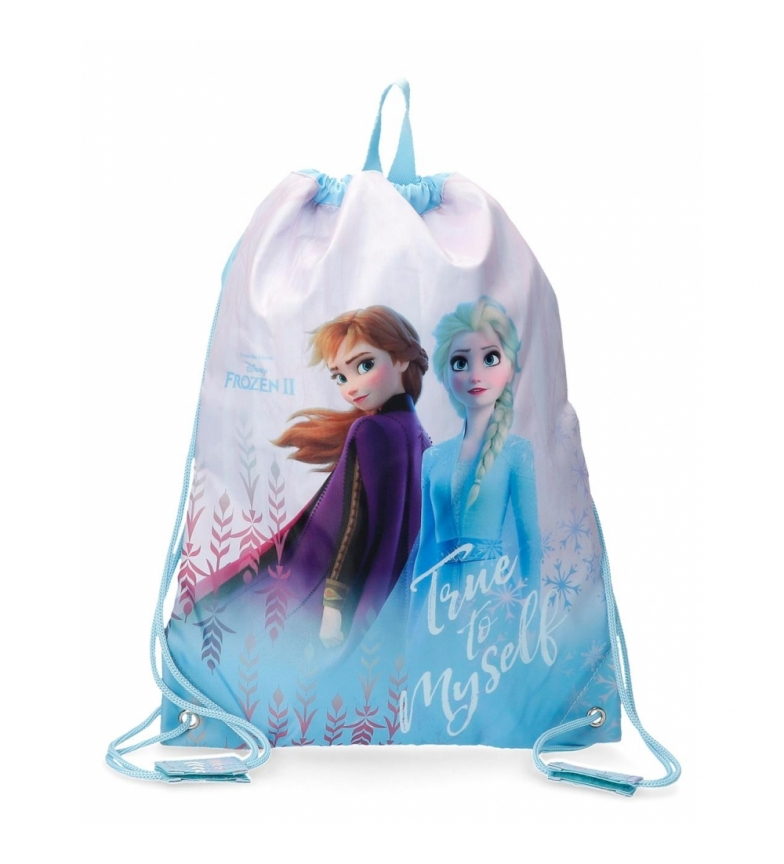 Comprar Frozen Sac à dos sac à dos congelé True to Myself bleu -30x40x0.5cm