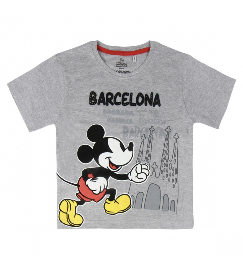 Comprar Cerdá Group Single Jersey Mickey Barcelona gris