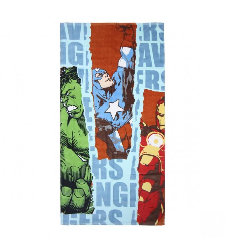 Comprar Marvel Vingadores Algodão Toalha -70X140cm