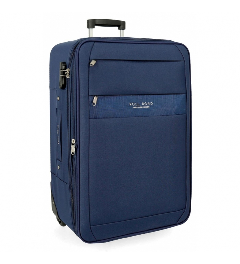 Comprar Roll Road Grande valise Roll Road Carter bleu -48x76x28cm