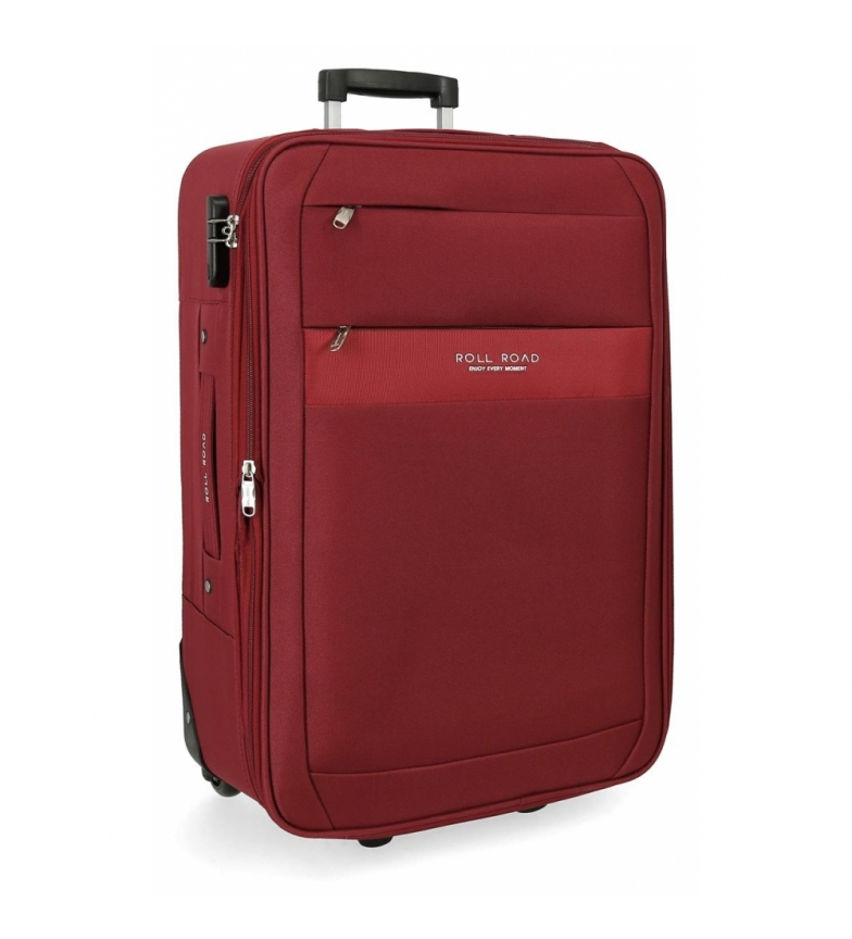 Comprar Roll Road Large suitcase Roll Road Carter red -48x76x28cm
