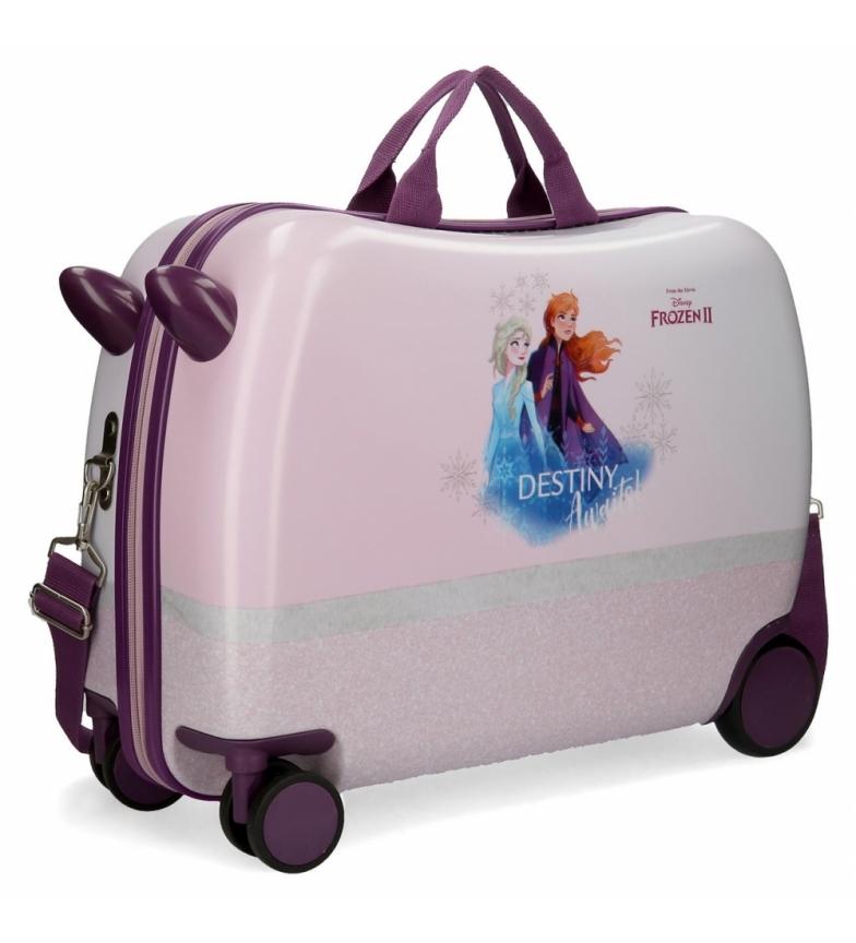 Comprar Frozen Valigia per bambini Frozen Spirits of Nature con ruote multidirezionali -38x50x20cm-