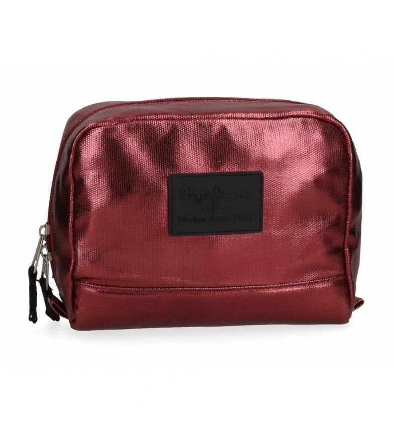 Comprar Pepe Jeans Saco Sanita Pepe Jeans Abril vermelho -20.5x15x8cm