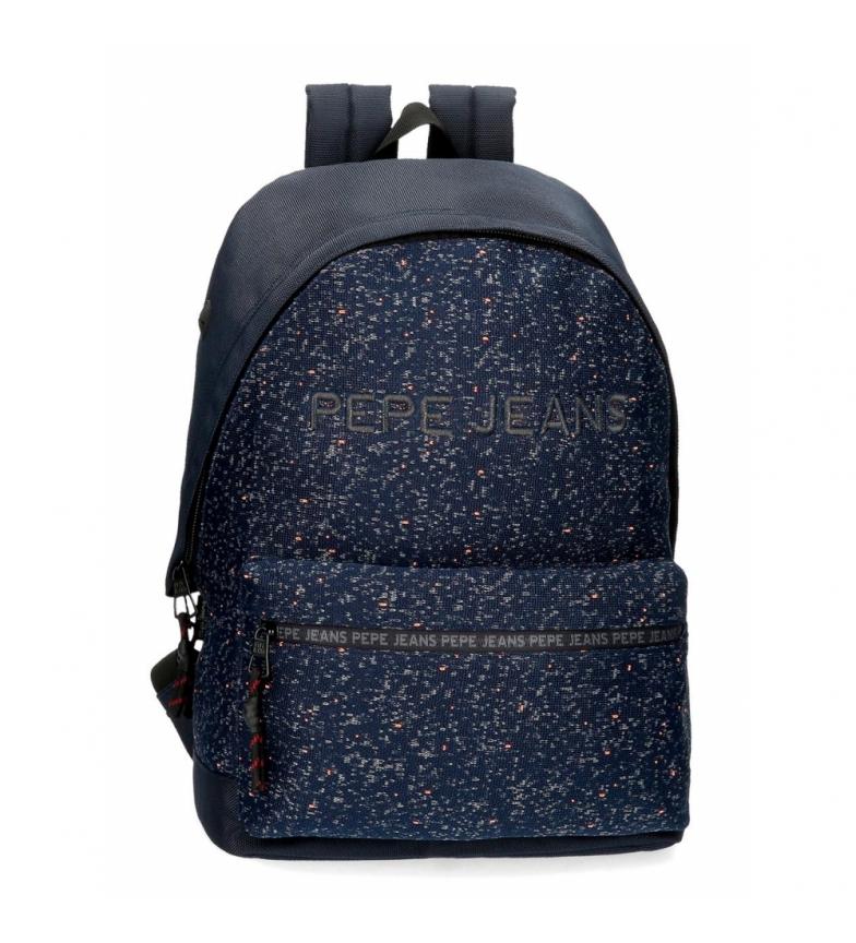 Comprar Pepe Jeans Zaino Pepe Jeans Hike per laptop adattabile blu -31x42x17.5cm-