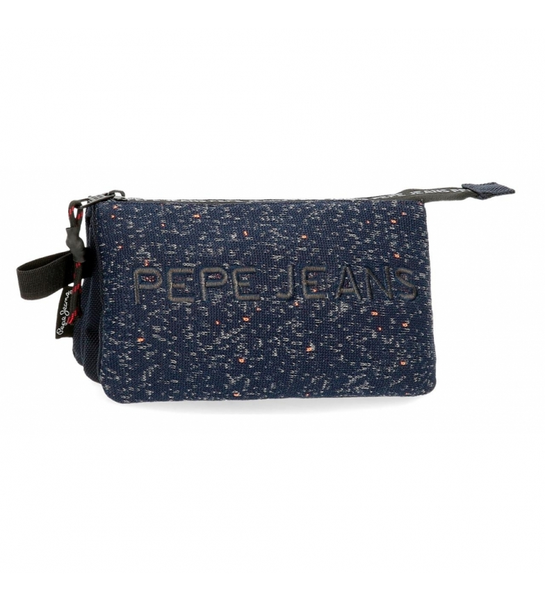 Comprar Pepe Jeans Case Pepe Jeans Hike Three Compartments blue -22x12x5cm