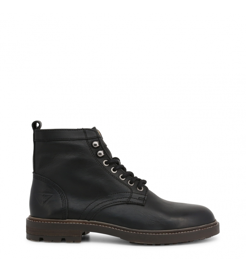 Comprar Docksteps Bottes en cuir LYNNN_2362_BLACK noir