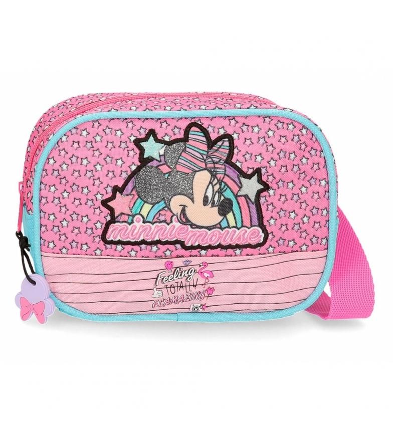 Comprar Minnie Minnie Pink Vibes pink belt -17x12x6cm