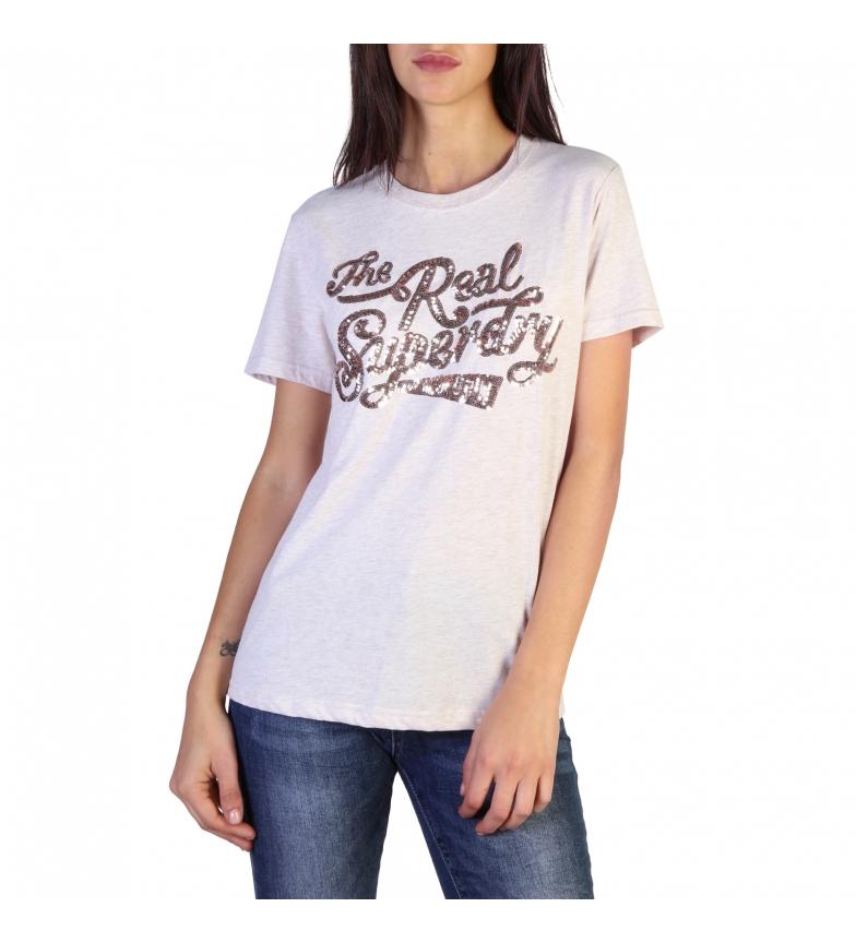 Comprar Superdry Camisetas W1000030B marrom