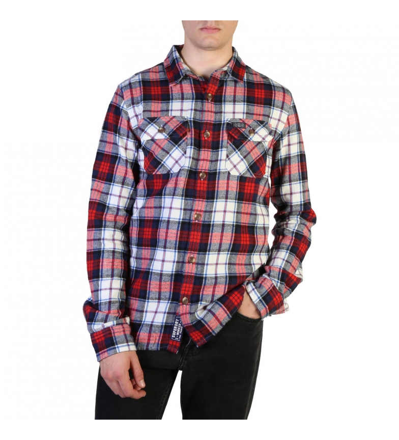 Comprar Superdry Shirts M4000003A net