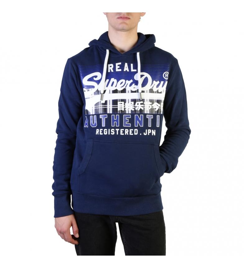 Comprar Superdry Sudaderas M2000067B blue