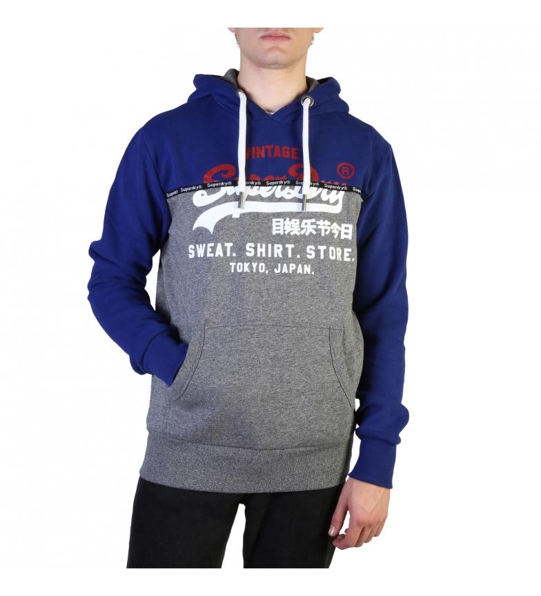 Comprar Superdry Sweatshirts M2000050B blue