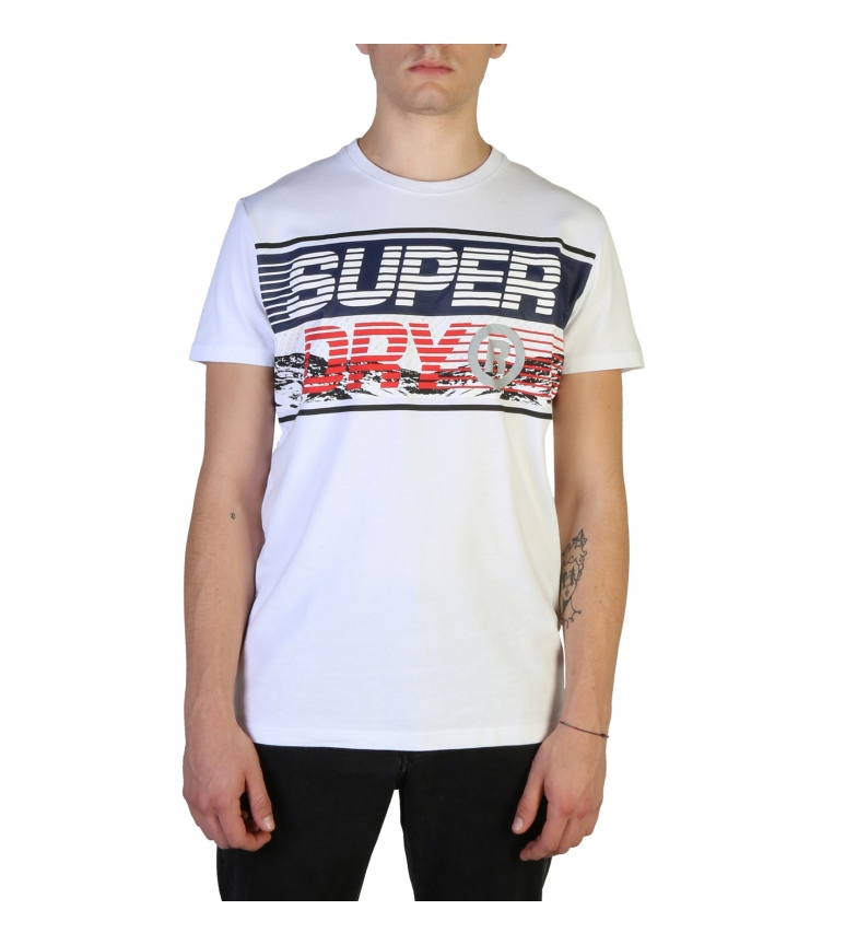 Comprar Superdry Magliette M1000005A bianche