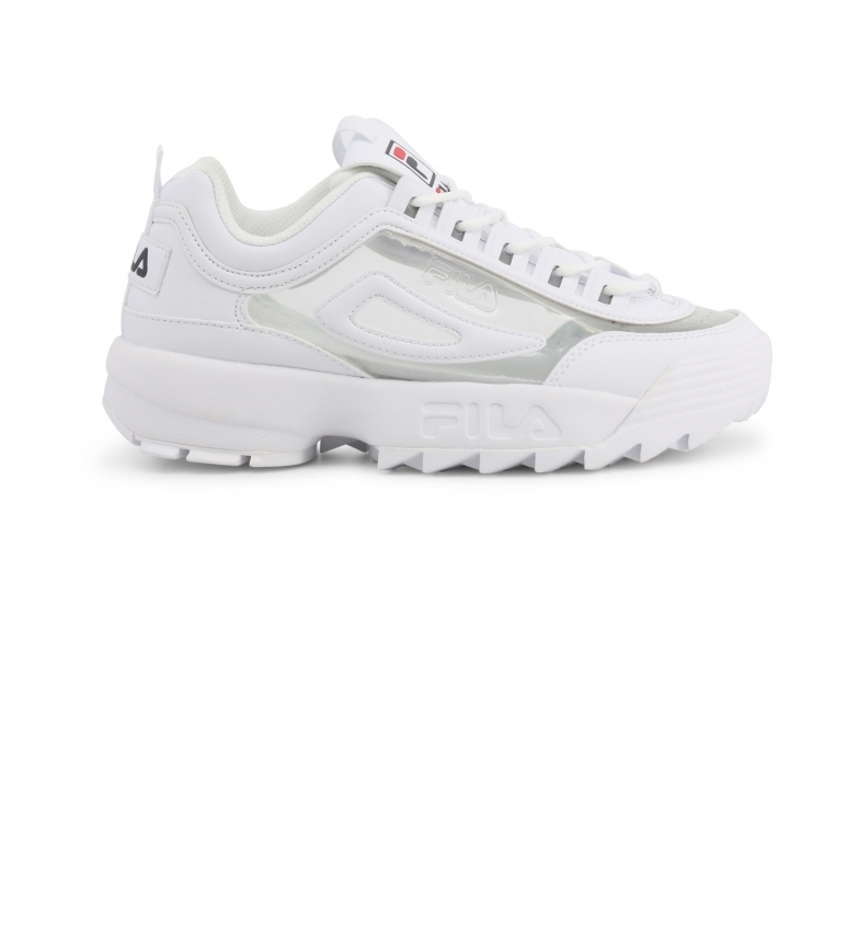Comprar Fila Sneakers DISRUPTOR-2-CLEAR_696 white