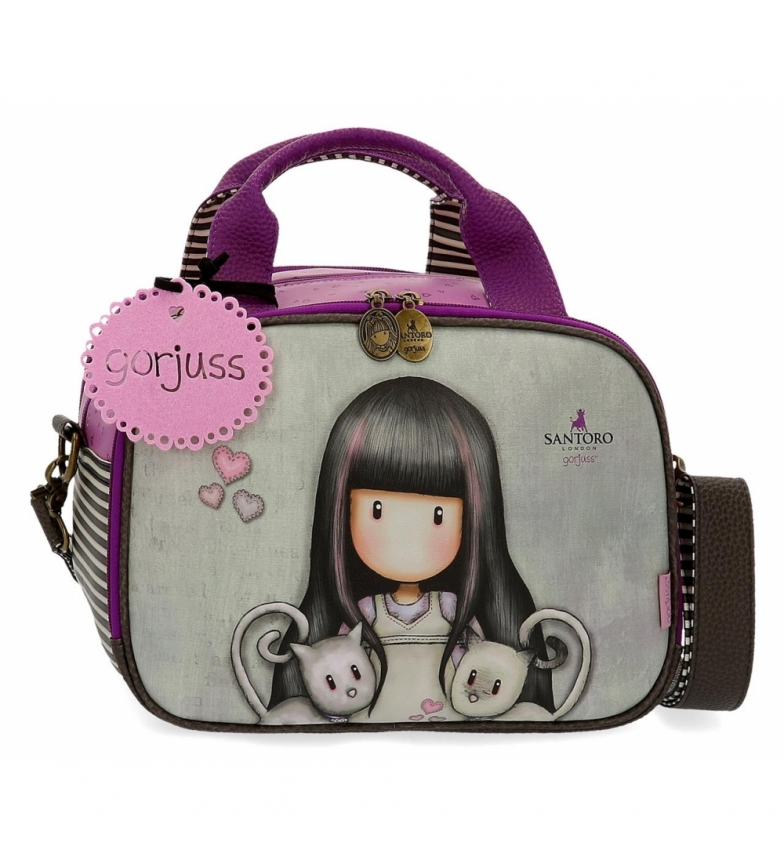 Comprar Gorjuss Sac Gorjuss avec bandoulière adaptable Tall Tails multicolore -28x21x19cm