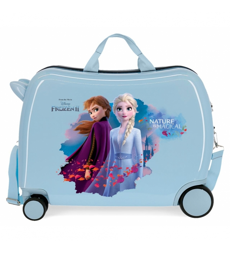 Comprar Frozen Nature is magical children's suitcase with multidirectional wheels -38x50x20cm