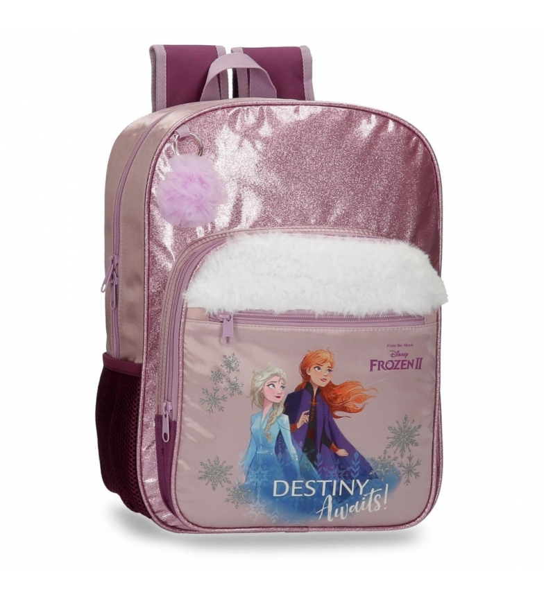Comprar Frozen Sac à dos congelé Destiny Awaits école adaptable -30x38x12cm