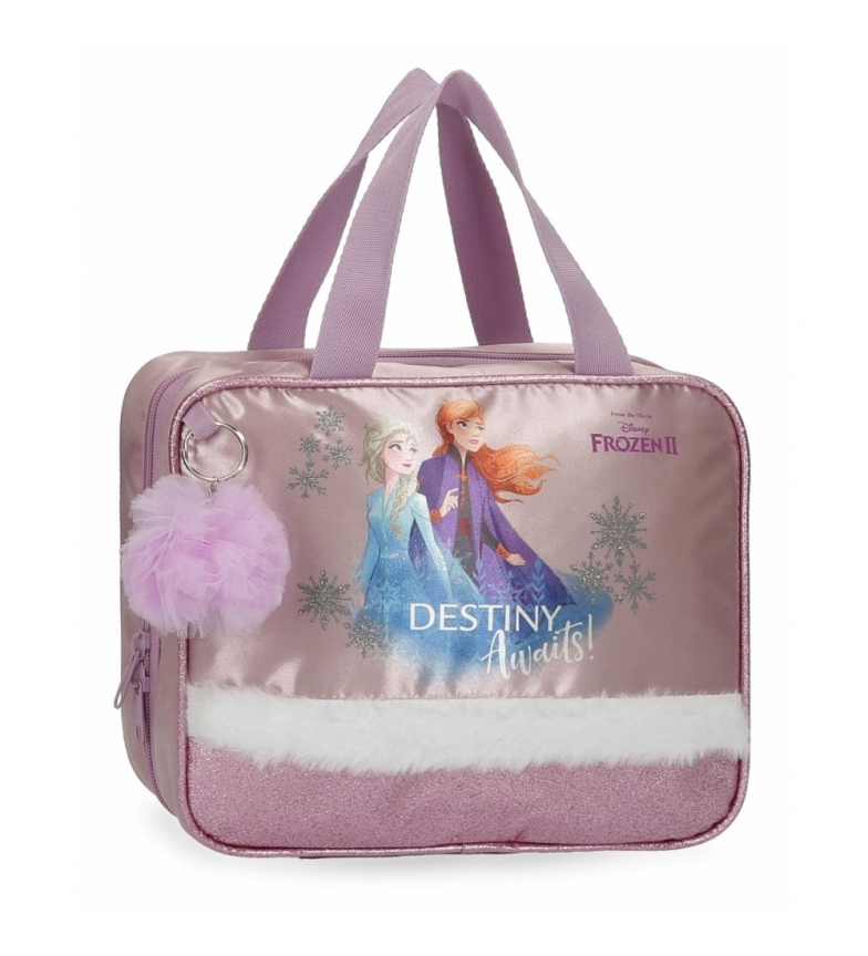 Comprar Frozen Neceser Frozen Destiny Awaits adaptable a trolley -25x20x11cm-