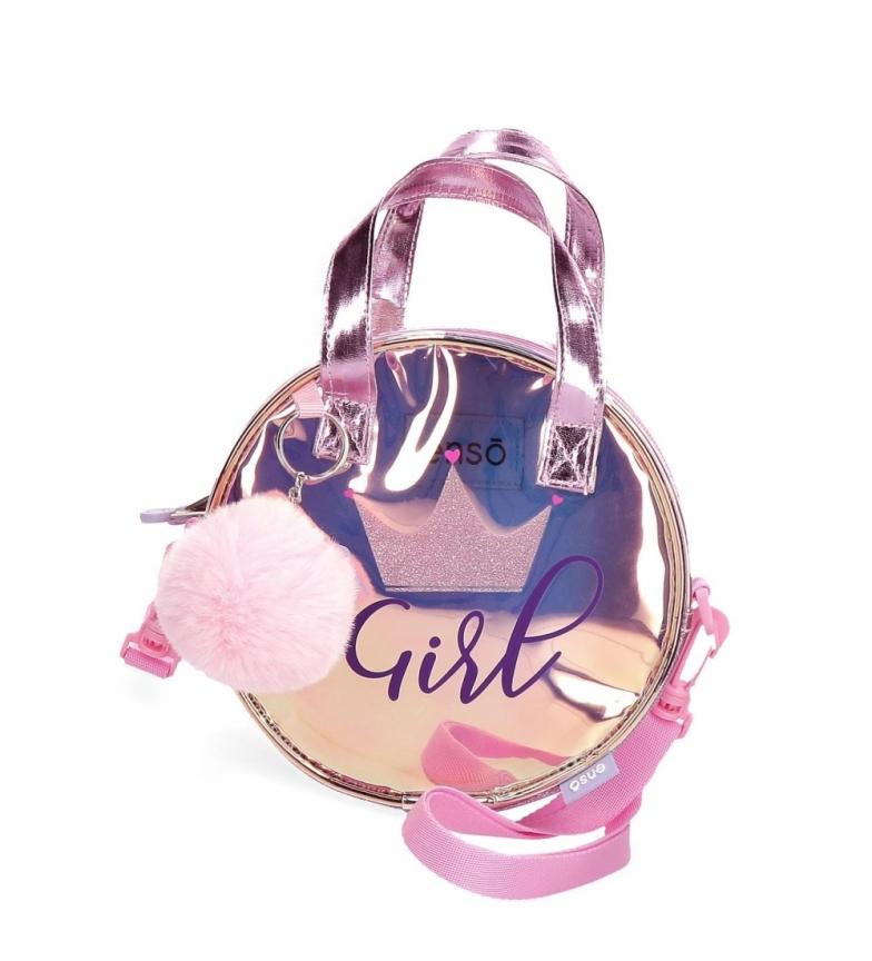 Comprar Enso Bandolera redonda Enso Super girl -18x18x6cm-