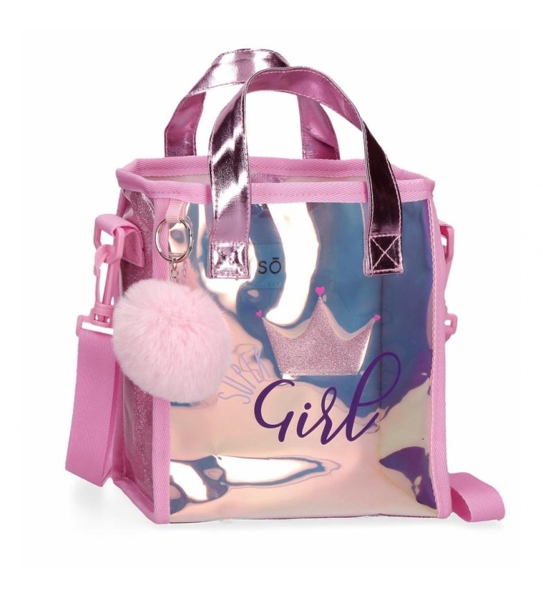 Comprar Enso Enso Super saco menina -22x22x10cm