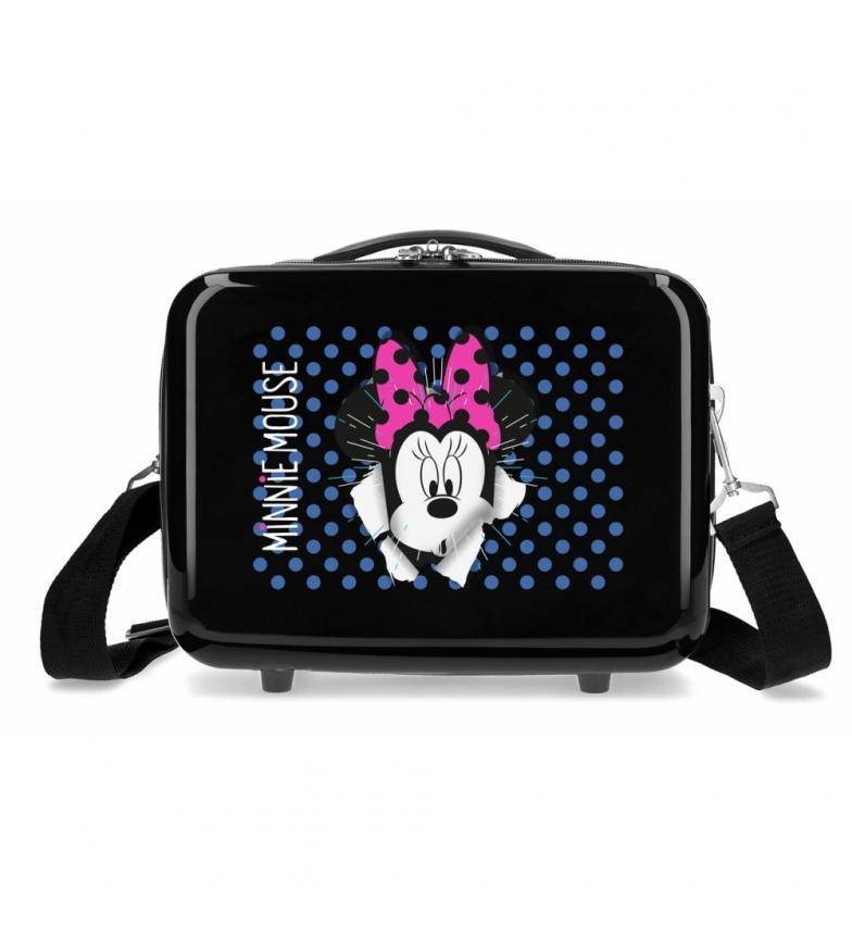 Comprar Minnie ABS Minnie Sunny Day Blue Toilet Bag -29x21x15cm-