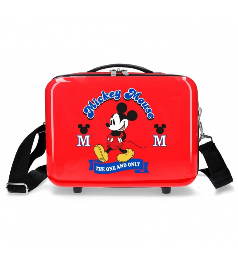 Comprar Mickey ABS Mickey Adaptable Toilet Bag The One red -29x21x15cm
