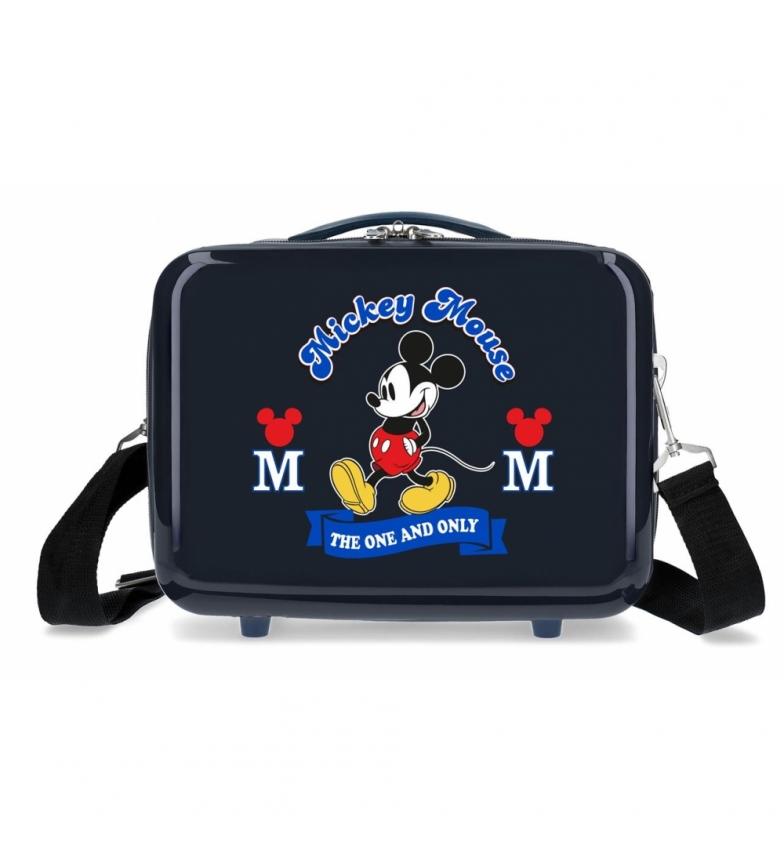 Comprar Mickey ABS Mickey Adaptable Toilet Bag The One blue -29x21x15cm
