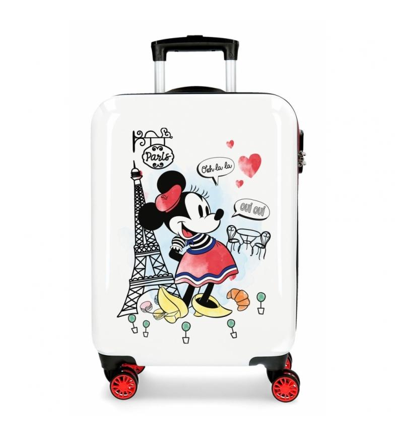 Comprar Minnie Cabin case Minnie Around the World Paris -38x55x20cm