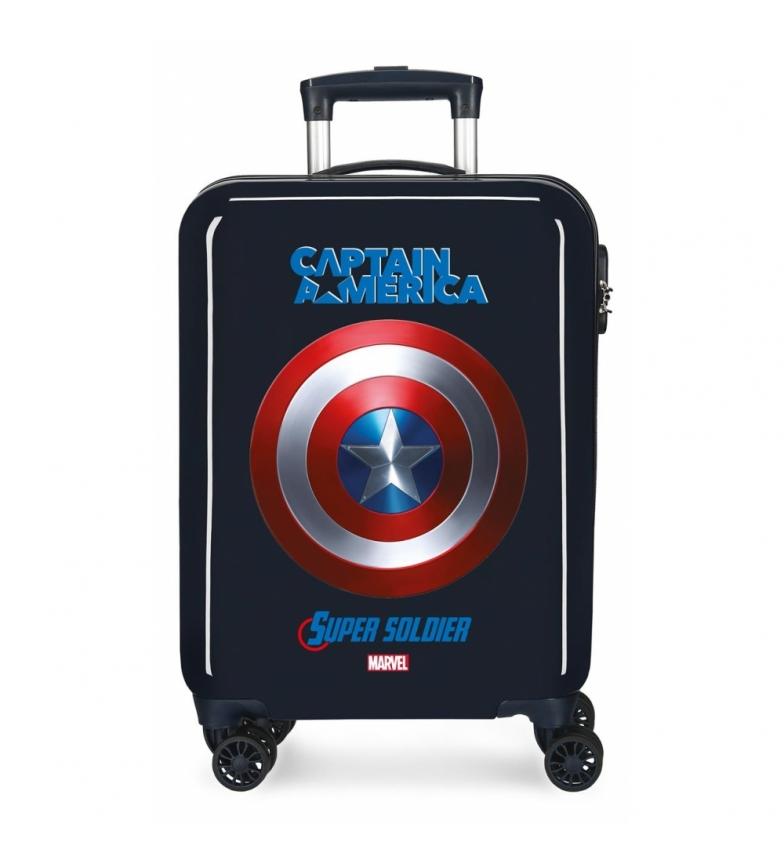 Comprar Marvel Captain America rigido 55cm -38x55x20 cm-